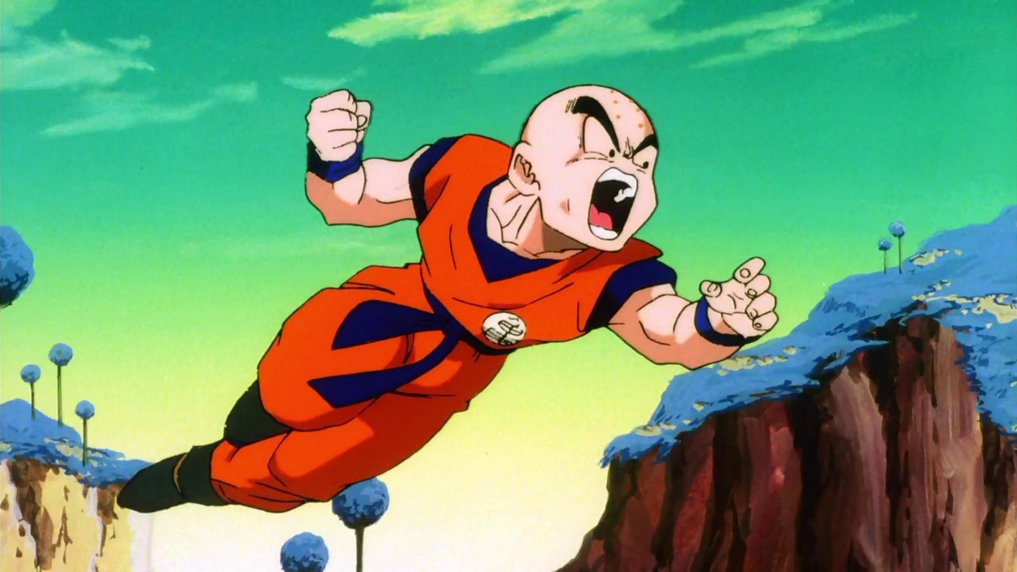 Free Krillin (Dragon Ball) high quality wallpaper ID:462159 for ultra hd 4k computer