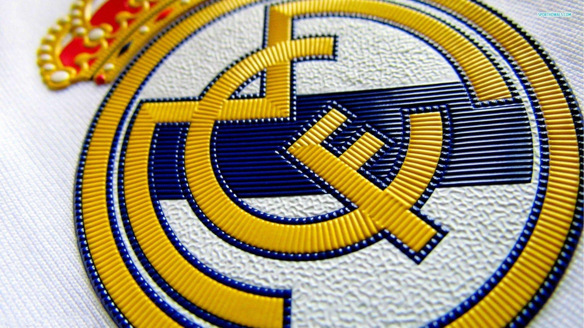 High Resolution Real Madrid Cf Full Hd Background Id