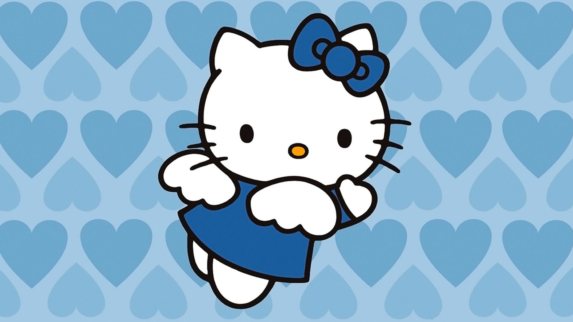 Awesome Hello Kitty free wallpaper ID:93355 for 1080p computer