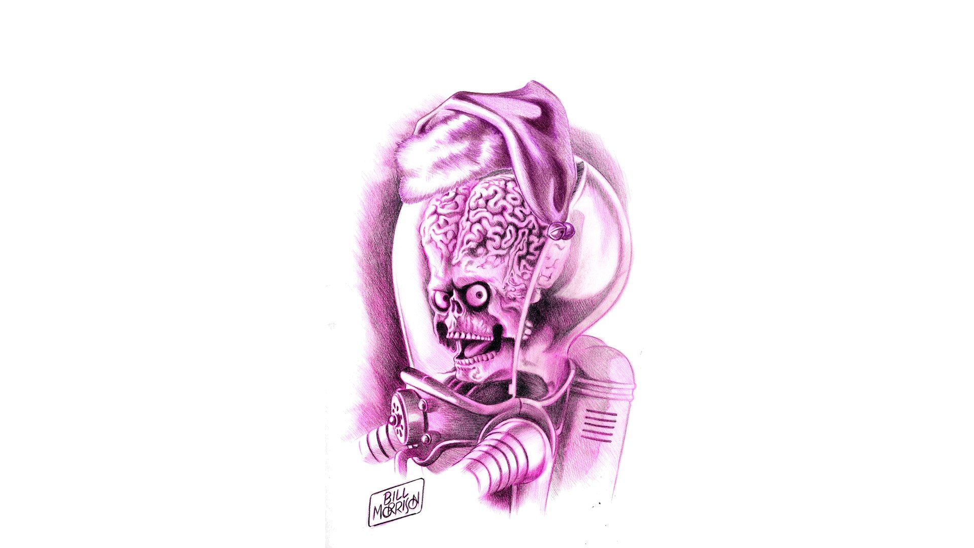 Free Mars Attacks high quality background ID:245977 for full hd computer