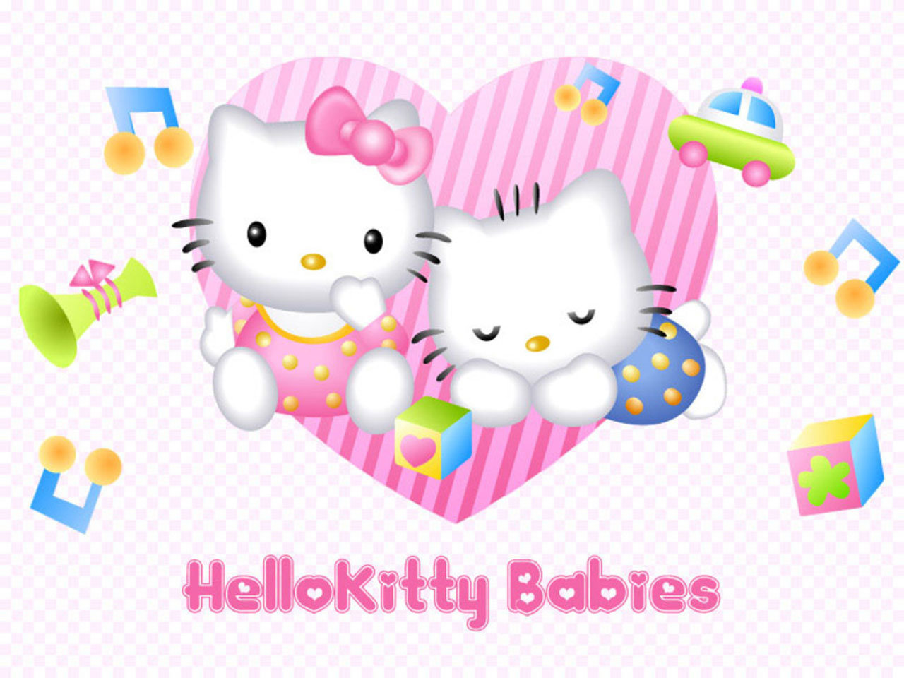 High resolution Hello Kitty hd 1280x960 wallpaper ID:93334 for PC