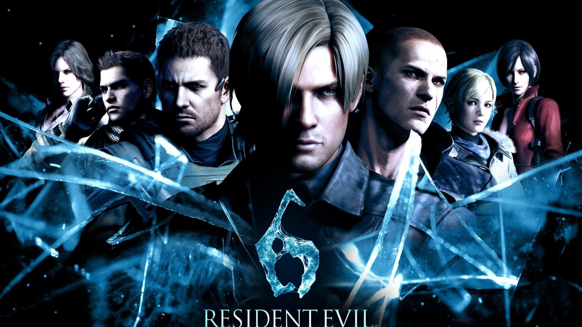 Resident Evil 6 Wallpapers 1920x1080 Full Hd 1080p Desktop