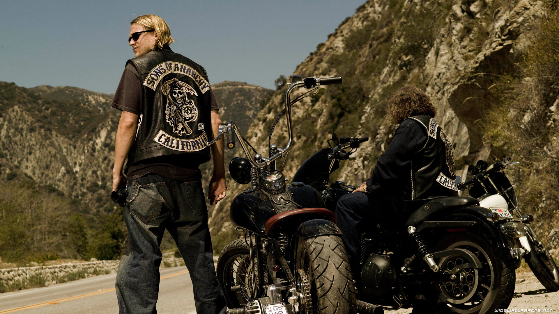 Sons Of Anarchy Wallpapers Hd For Desktop Backgrounds
