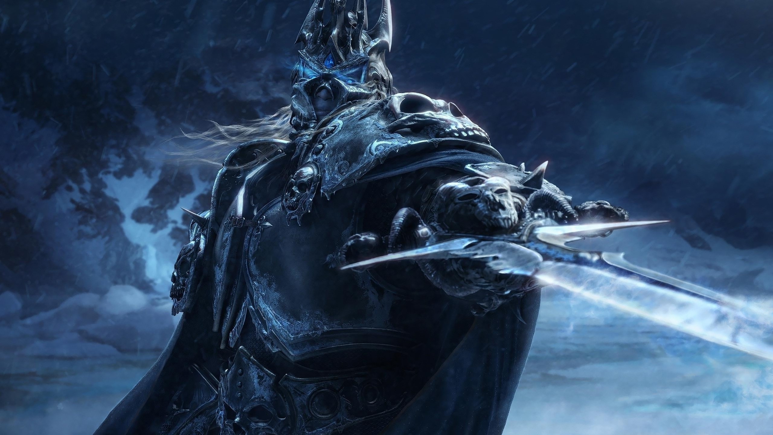 World Of Warcraft Wow Wallpapers 2560x1440 Desktop Backgrounds
