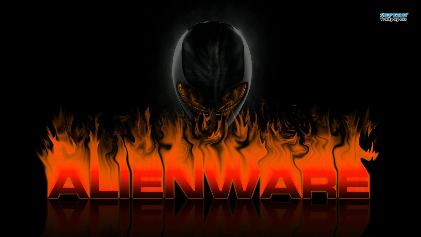 Download laptop Alienware computer wallpaper ID:385803 for free