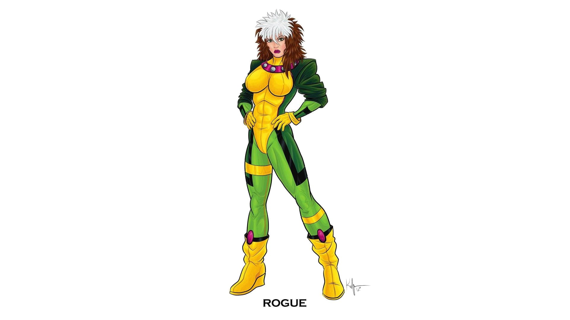 Awesome Rogue X Men Free Wallpaper Id327245 For 1080p Pc