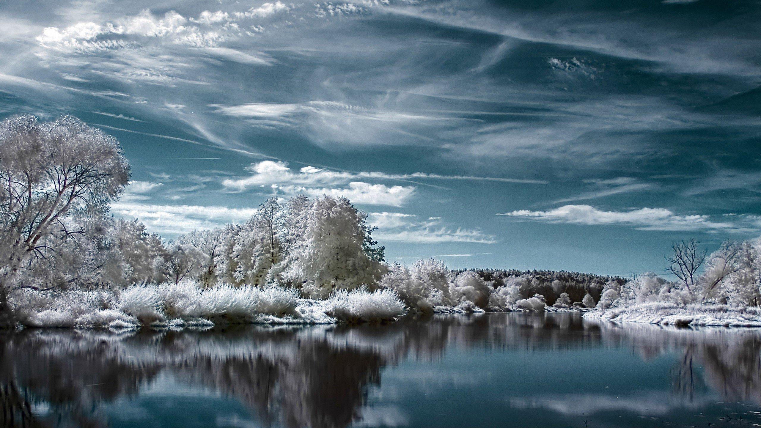 Winter Wallpapers 2560x1440 Desktop Backgrounds