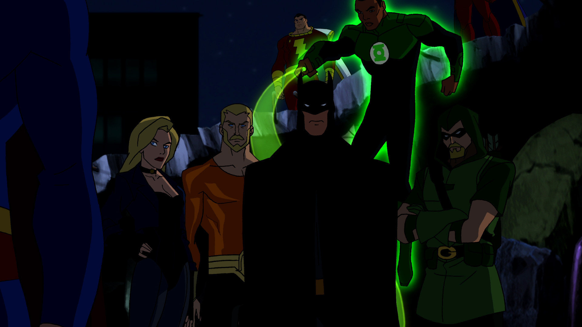 High Resolution Young Justice Full Hd 1080p Wallpaper ID391146 For Desktop