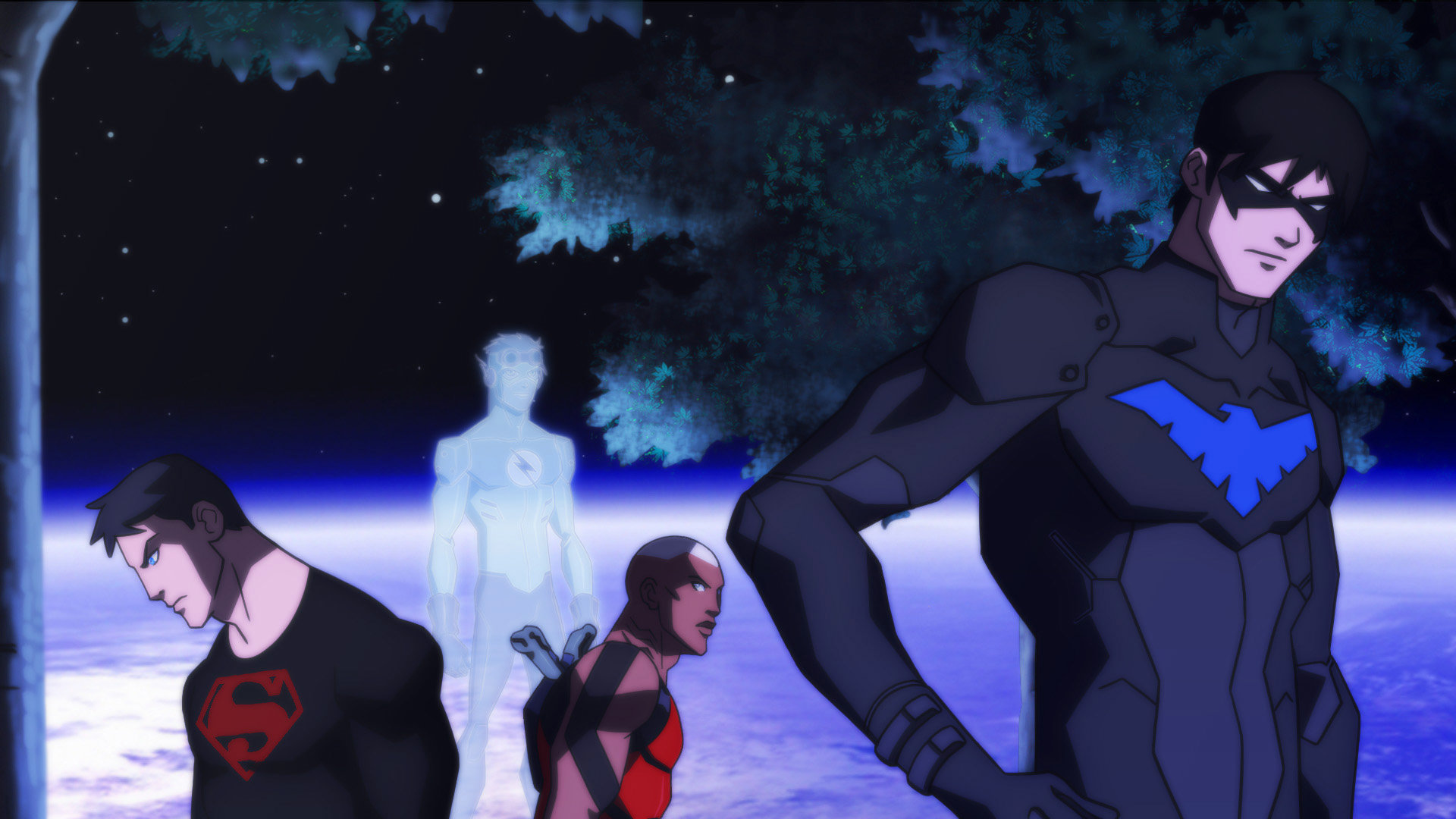 Download Hd 1920x1080 Young Justice Computer Wallpaper ID391166 For Free