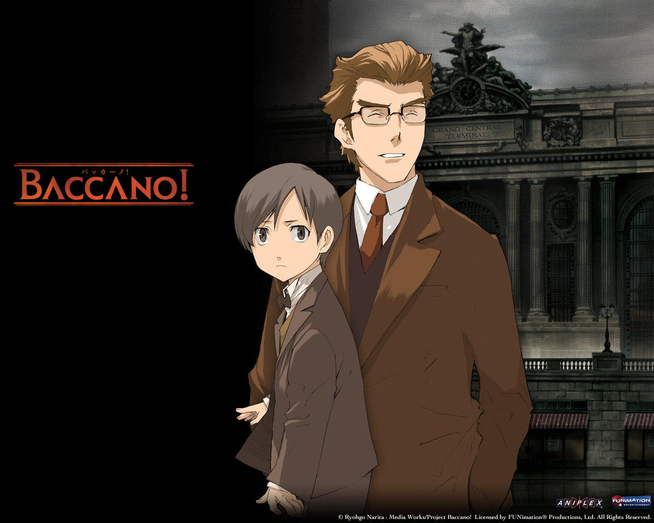 Awesome Baccano! free background ID:324397 for hd 1280x1024 desktop