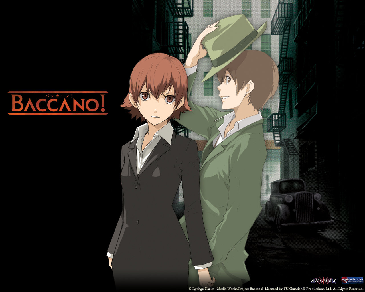 Free download Baccano! wallpaper ID:324381 hd 1280x1024 for PC
