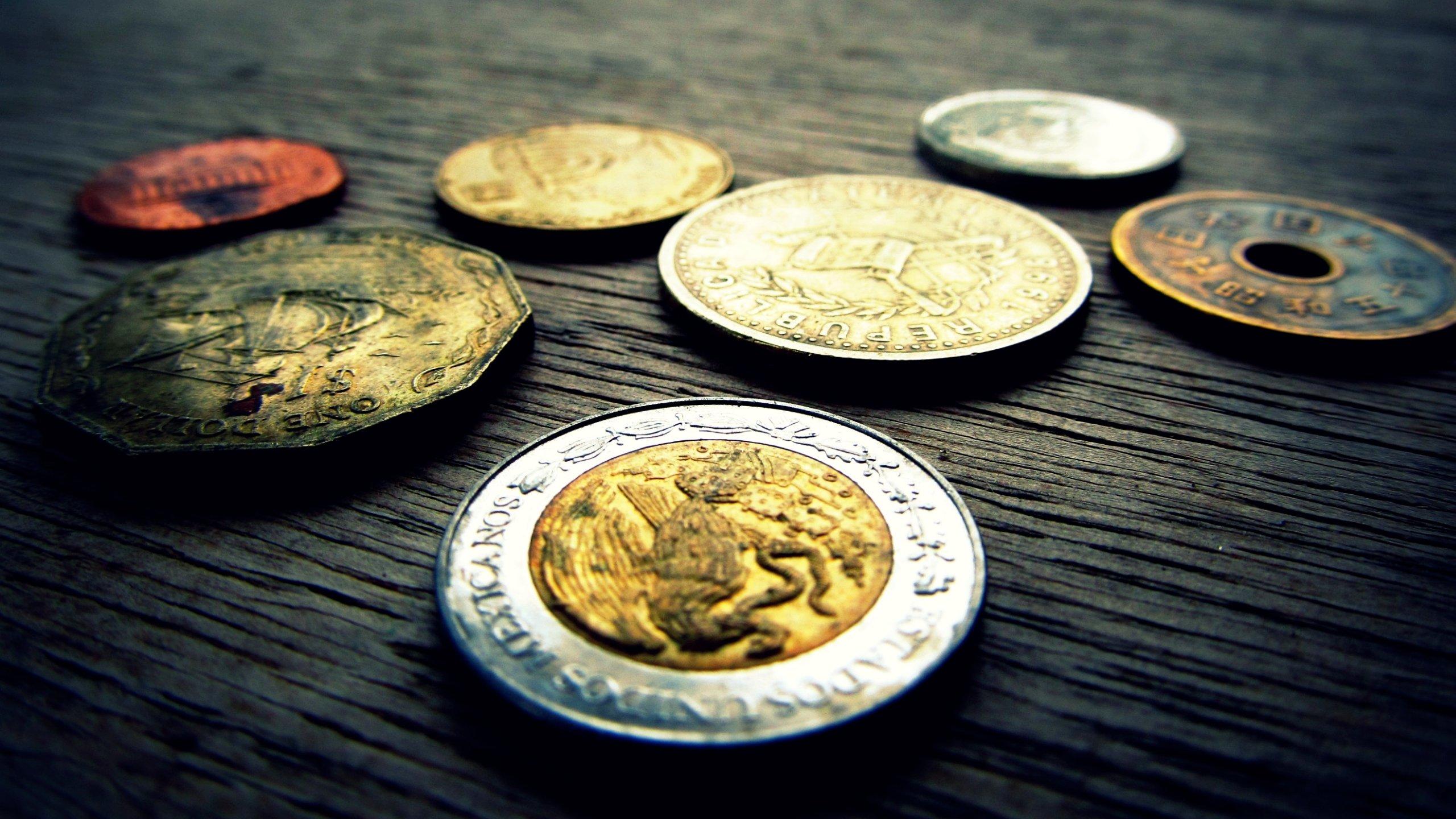 High Resolution Coin Hd 2560x1440 Wallpaper ID375548 For Desktop