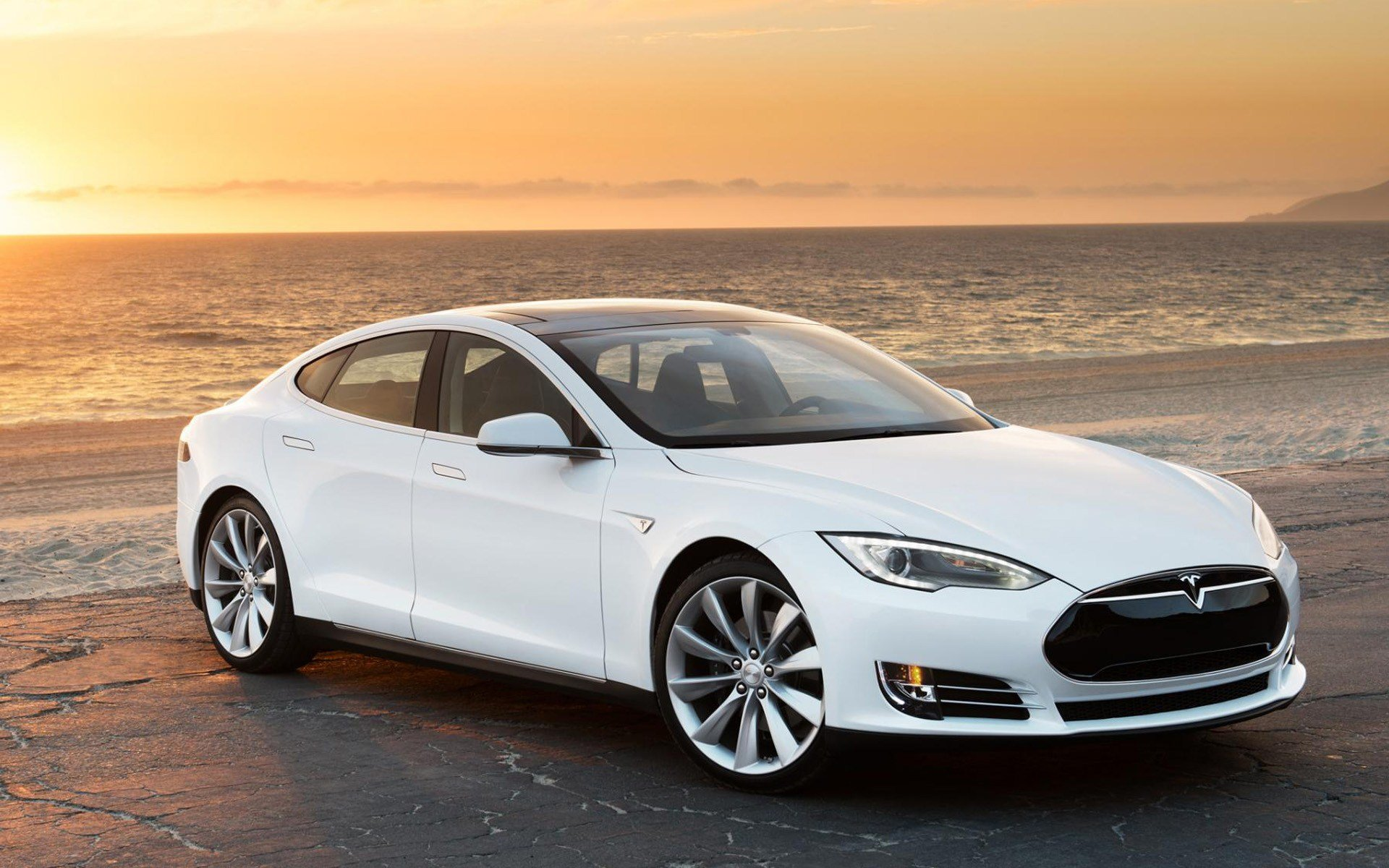 Download hd 1920x1200 Tesla Model S computer wallpaper ID:237667 for free