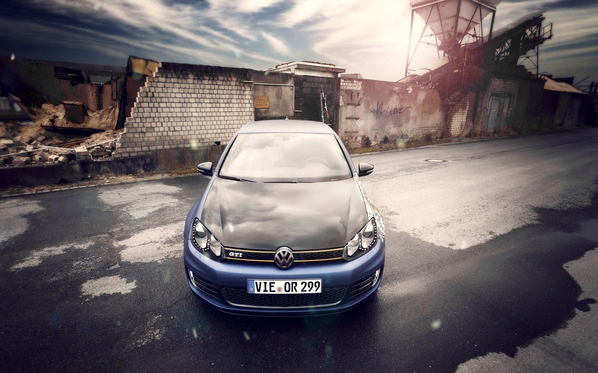 Free Volkswagen Golf high quality background ID:144853 for hd 1920x1200 PC