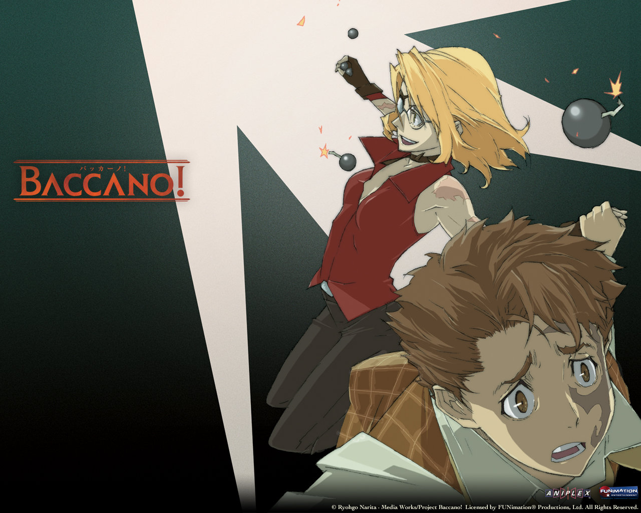 Free Baccano! high quality wallpaper ID:324394 for hd 1280x1024 computer