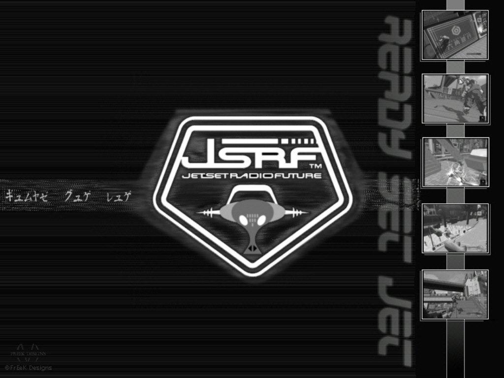 Awesome Jet Set Radio Future Jsrf Free Background Id 127199 For