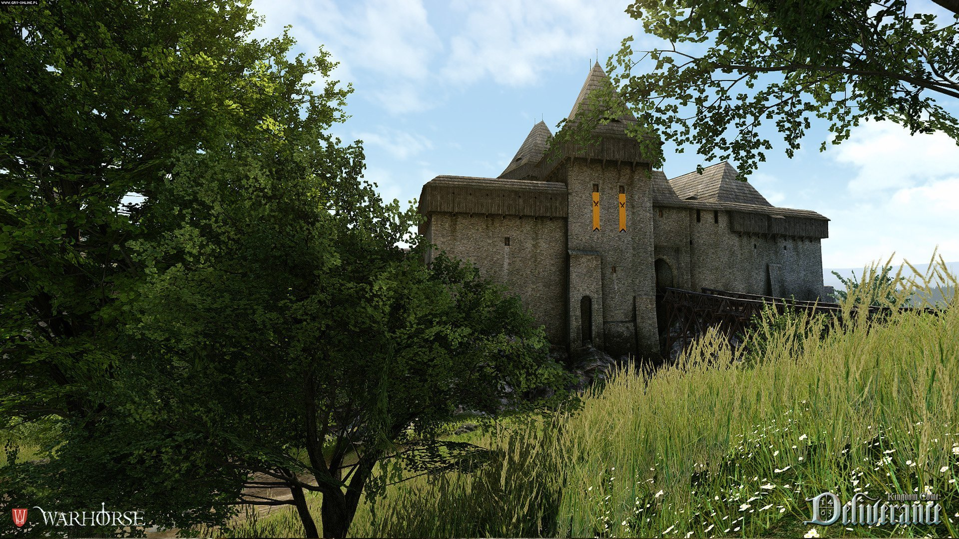 Awesome Kingdom Come: Deliverance free background ID:277814 for 1080p PC