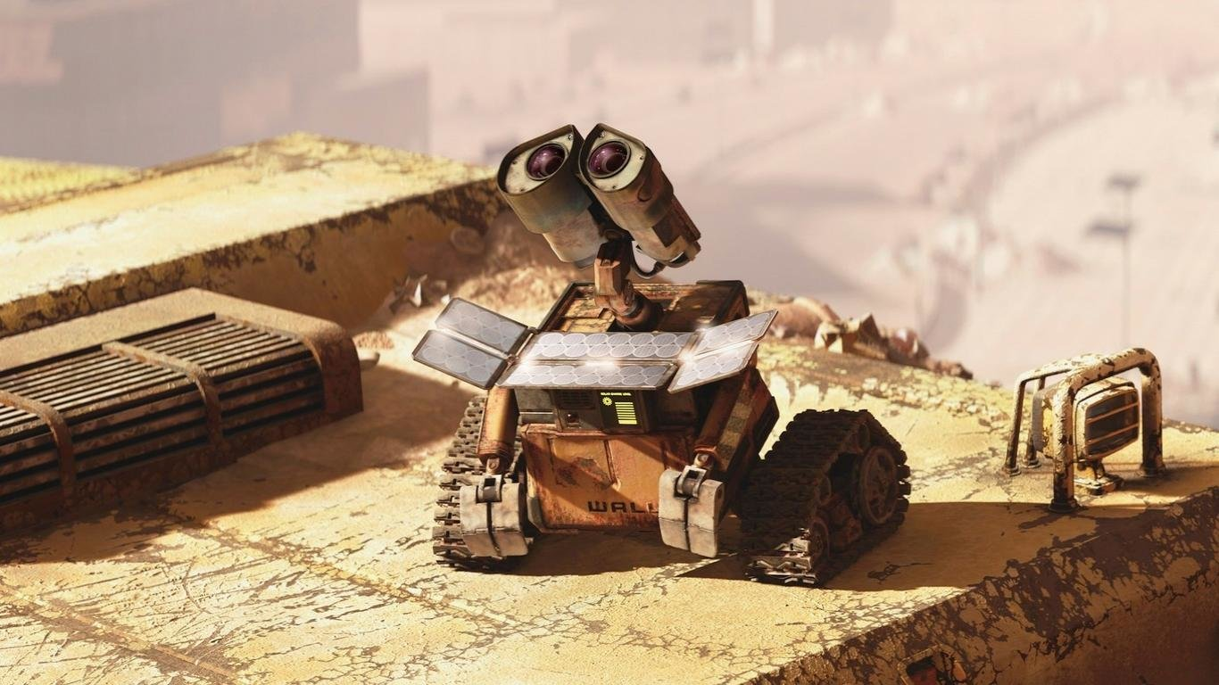 Free Wall.E high quality background ID:25934 for laptop computer