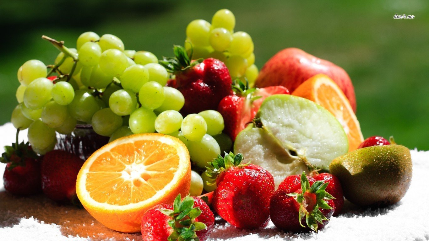 Free Fruit high quality background ID:325969 for 1366x768 laptop PC