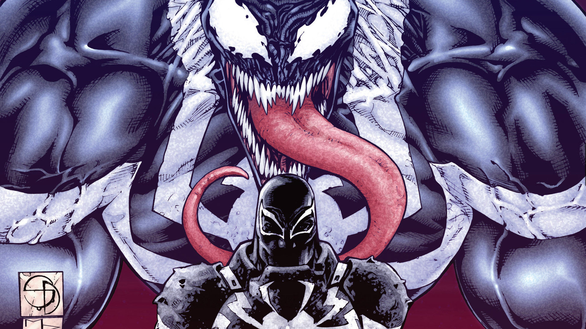 High resolution Venom full hd 1920x1080 wallpaper ID:25596 for desktop