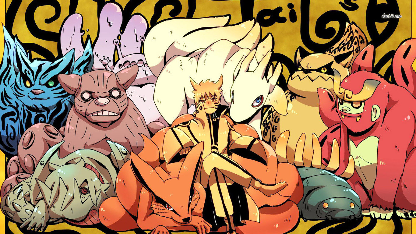 naruto uzumaki background 1366x768 laptop 396199