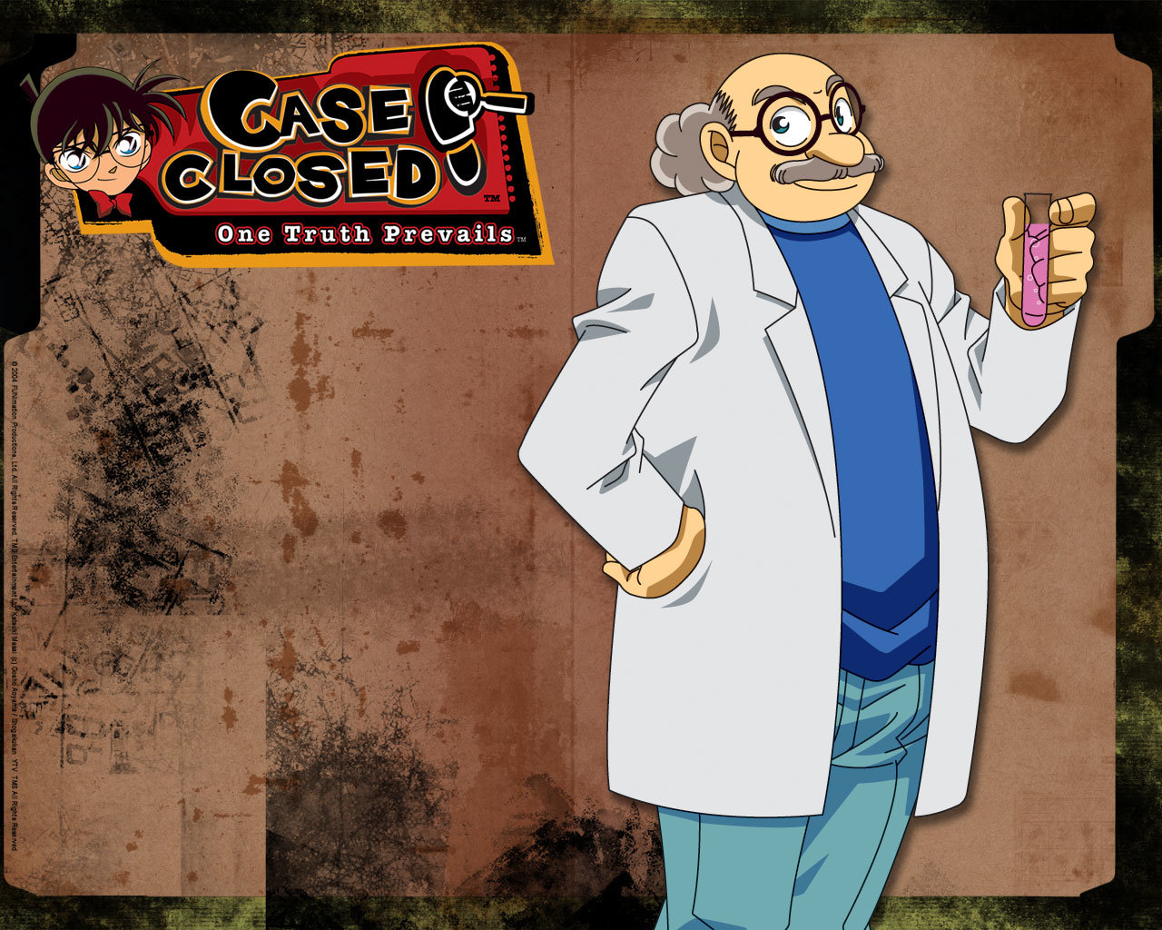 Awesome Case Closed free background ID:52279 for hd 1280x1024 desktop
