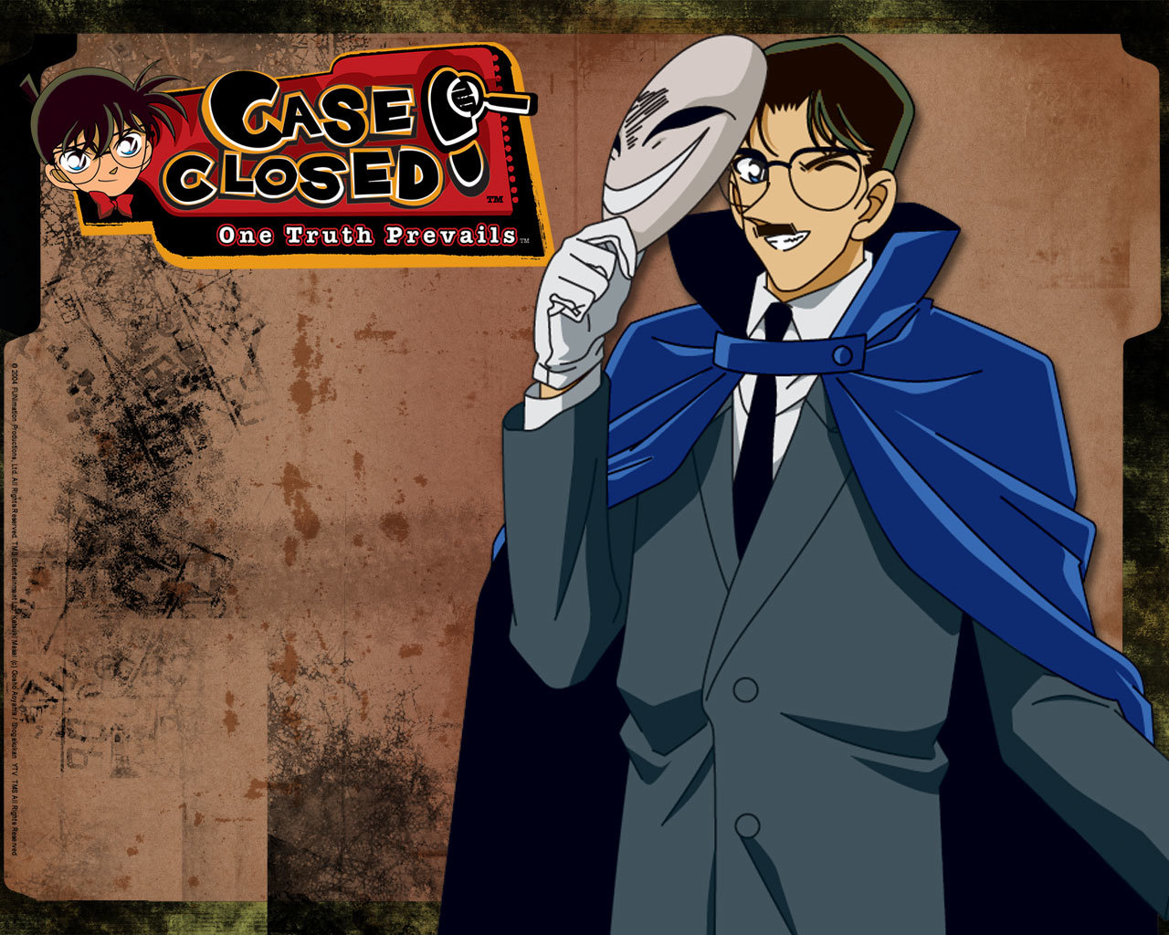 Free Case Closed high quality background ID:52284 for hd 1280x1024 desktop