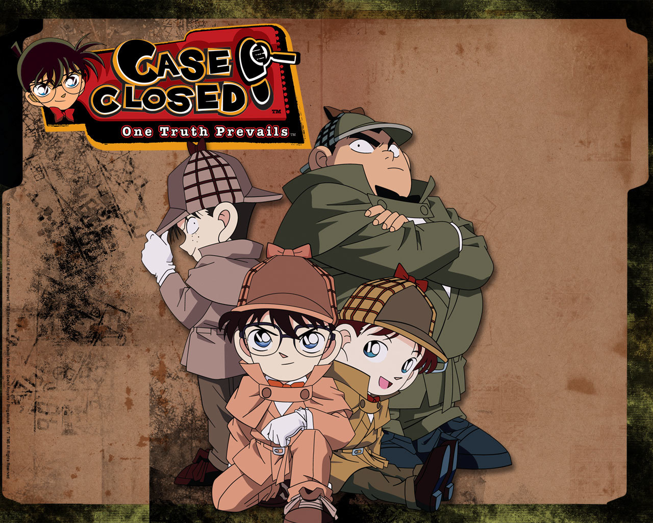 Free Case Closed high quality wallpaper ID:52275 for hd 1280x1024 desktop