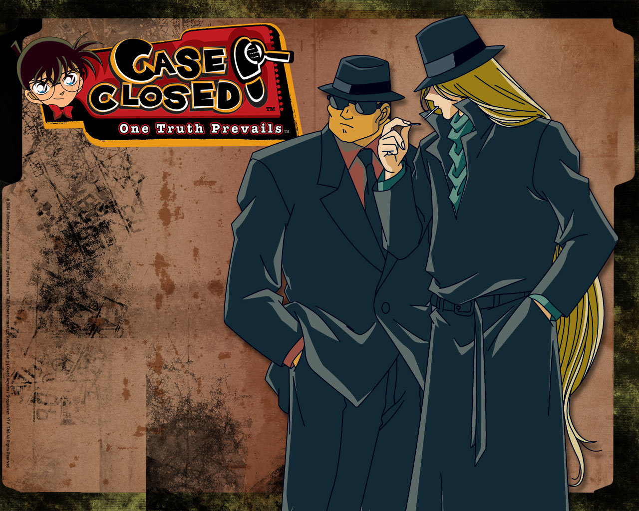 Free download Case Closed wallpaper ID:52276 hd 1280x1024 for computer