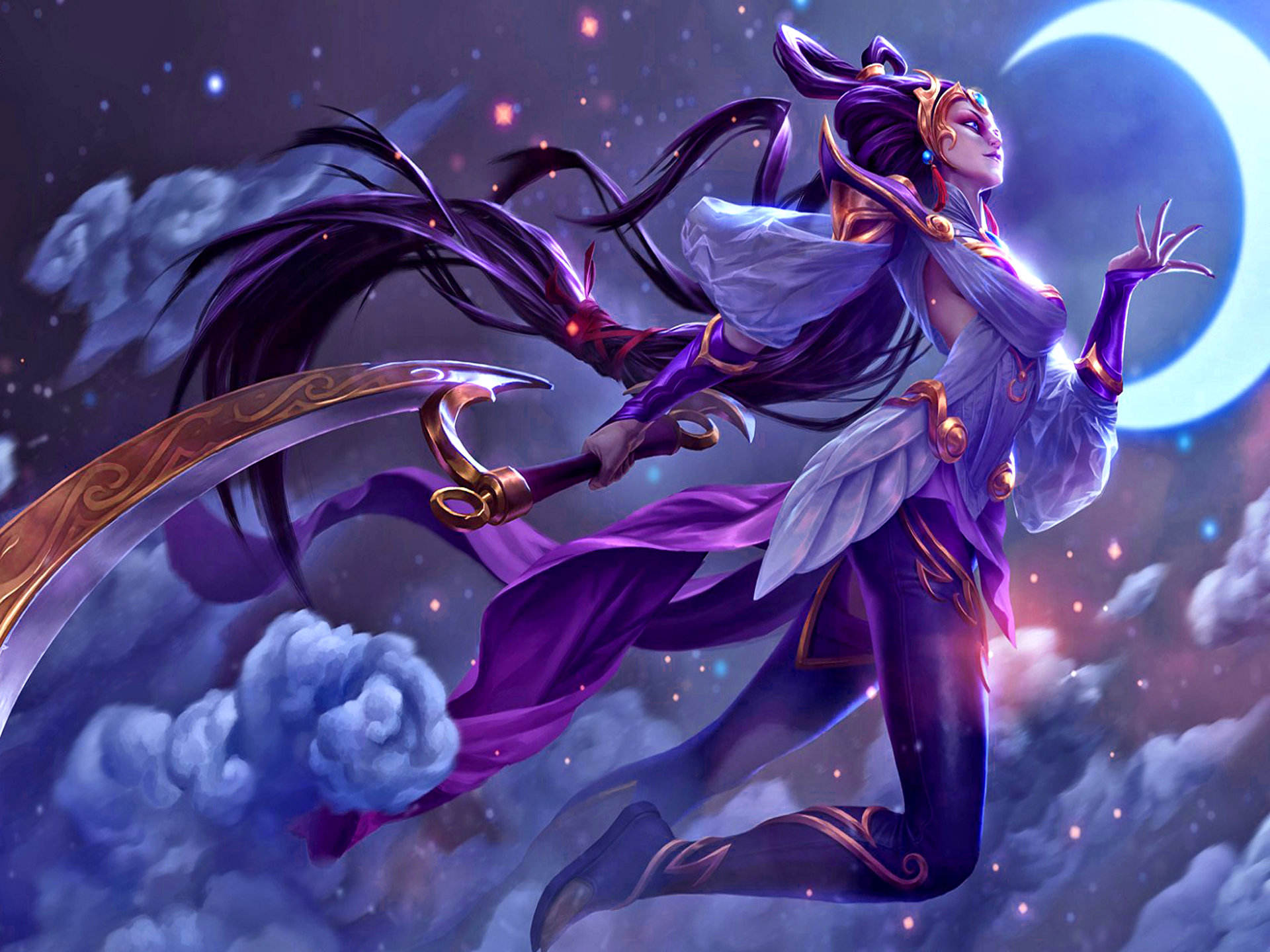 Free Diana (League Of Legends) high quality wallpaper ID:170996 for hd 1920x1440 desktop