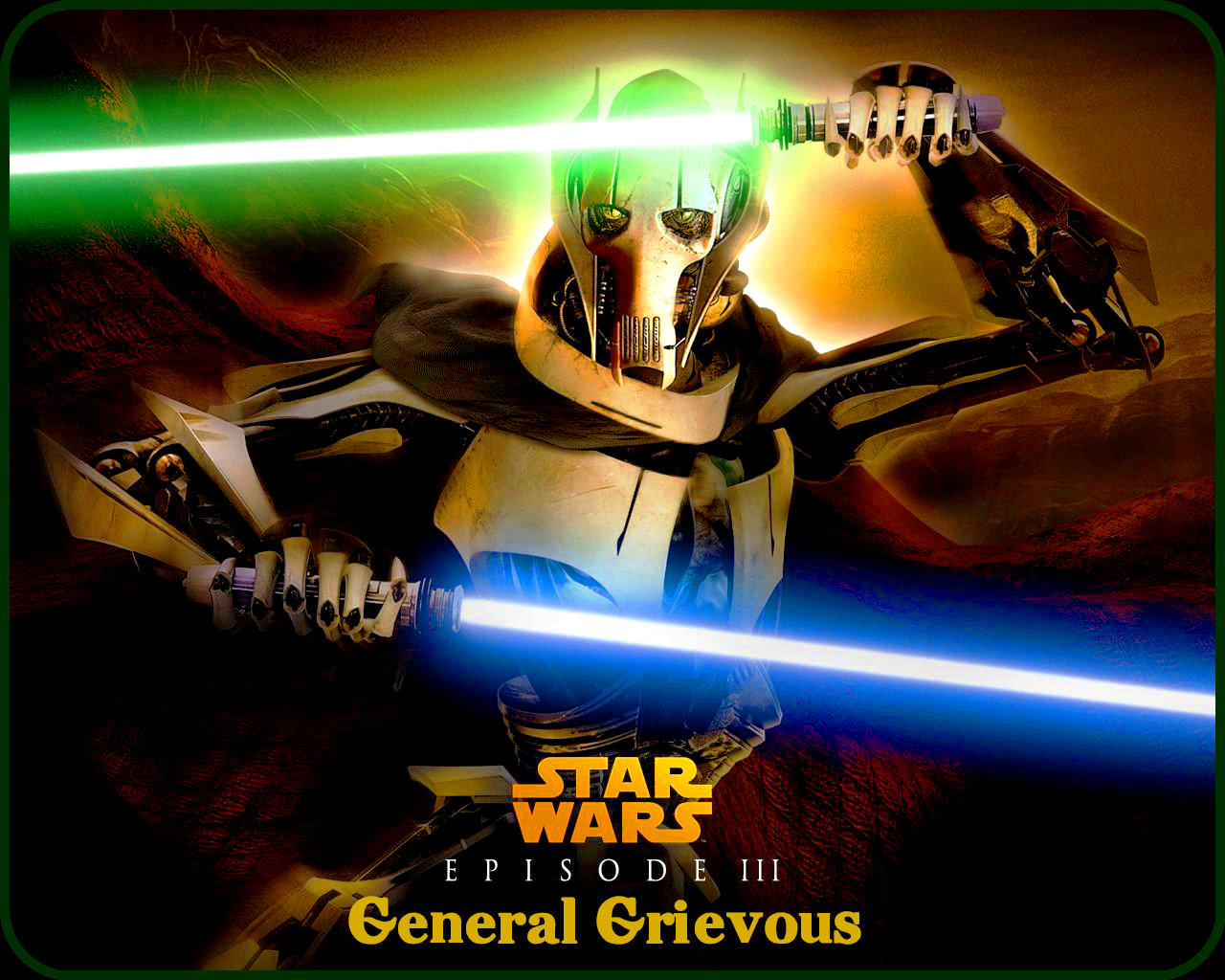 General Grievous Wallpapers Hd For Desktop Backgrounds