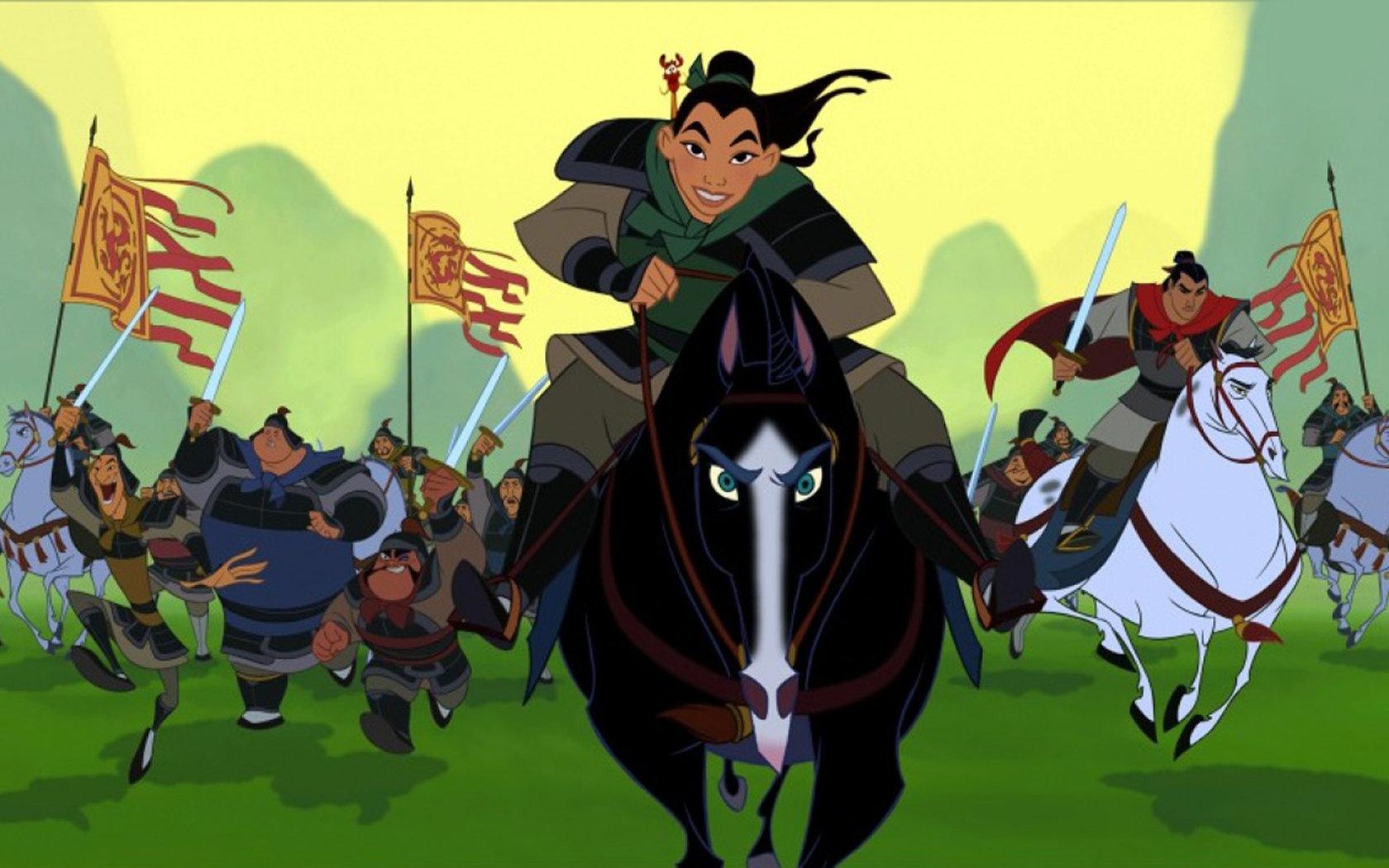 Mulan Wallpapers Hd For Desktop Backgrounds