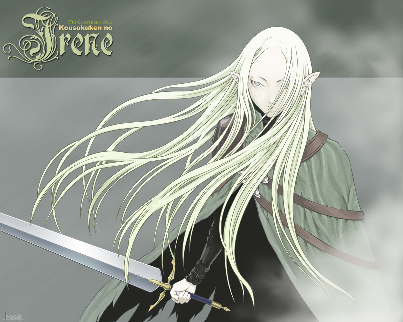 Awesome Claymore free background ID:351362 for hd 1280x1024 desktop