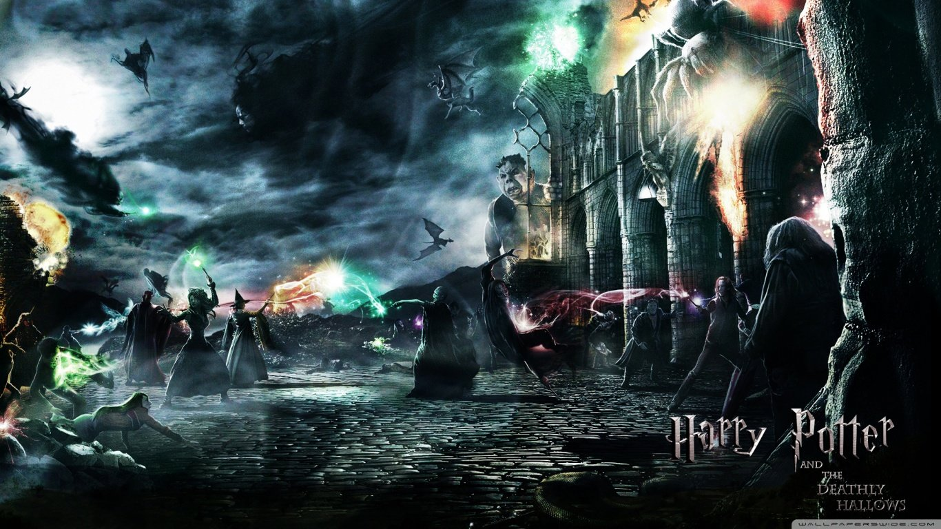 Harry Potter Wallpapers 1366x768 Laptop Desktop Backgrounds