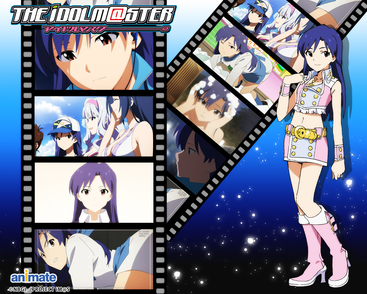 Best IDOLM@STER wallpaper ID:82802 for High Resolution hd 1280x1024 PC