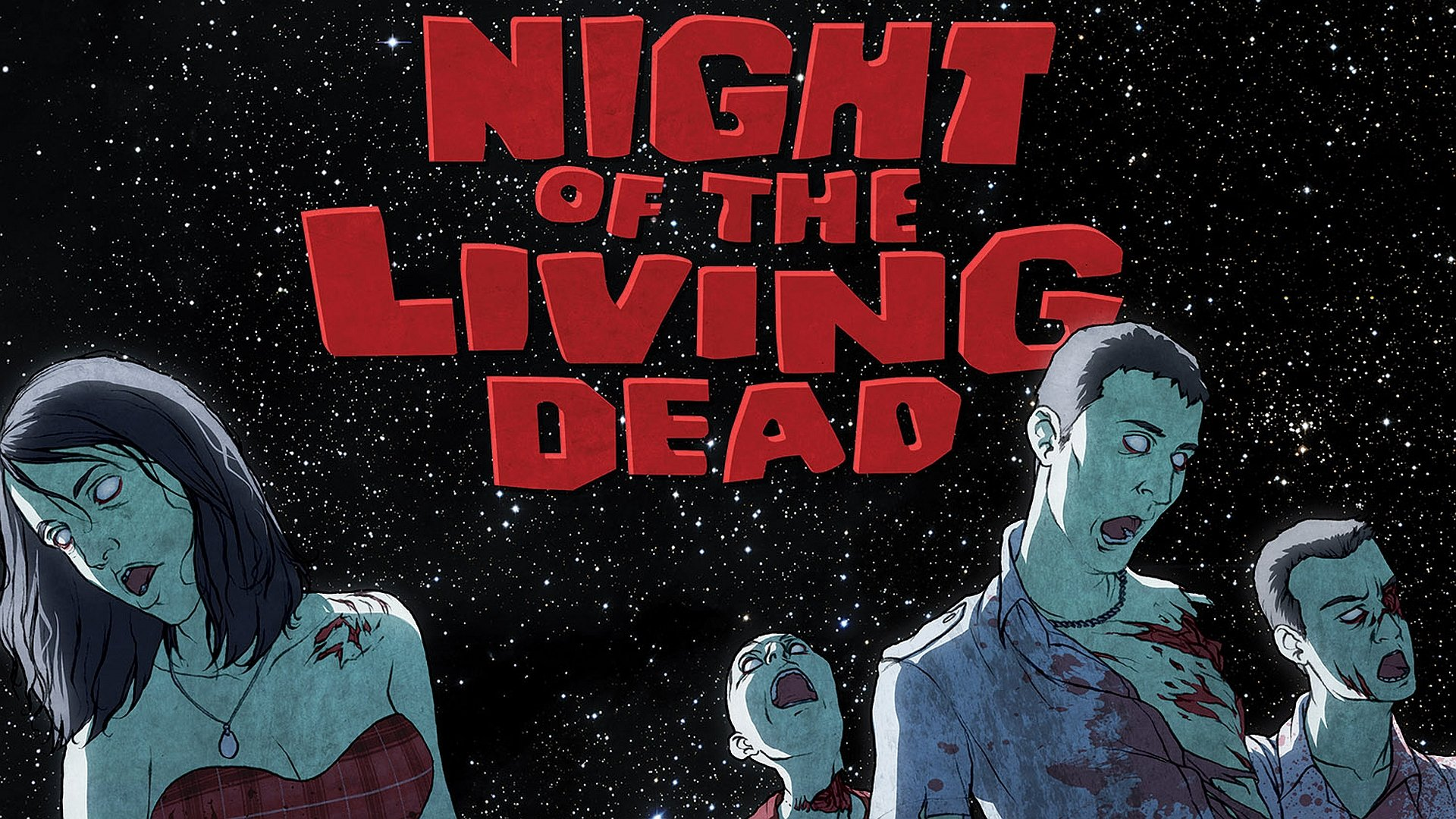 Night Of The Living Dead Wallpapers 1920x1080 Full Hd 1080p
