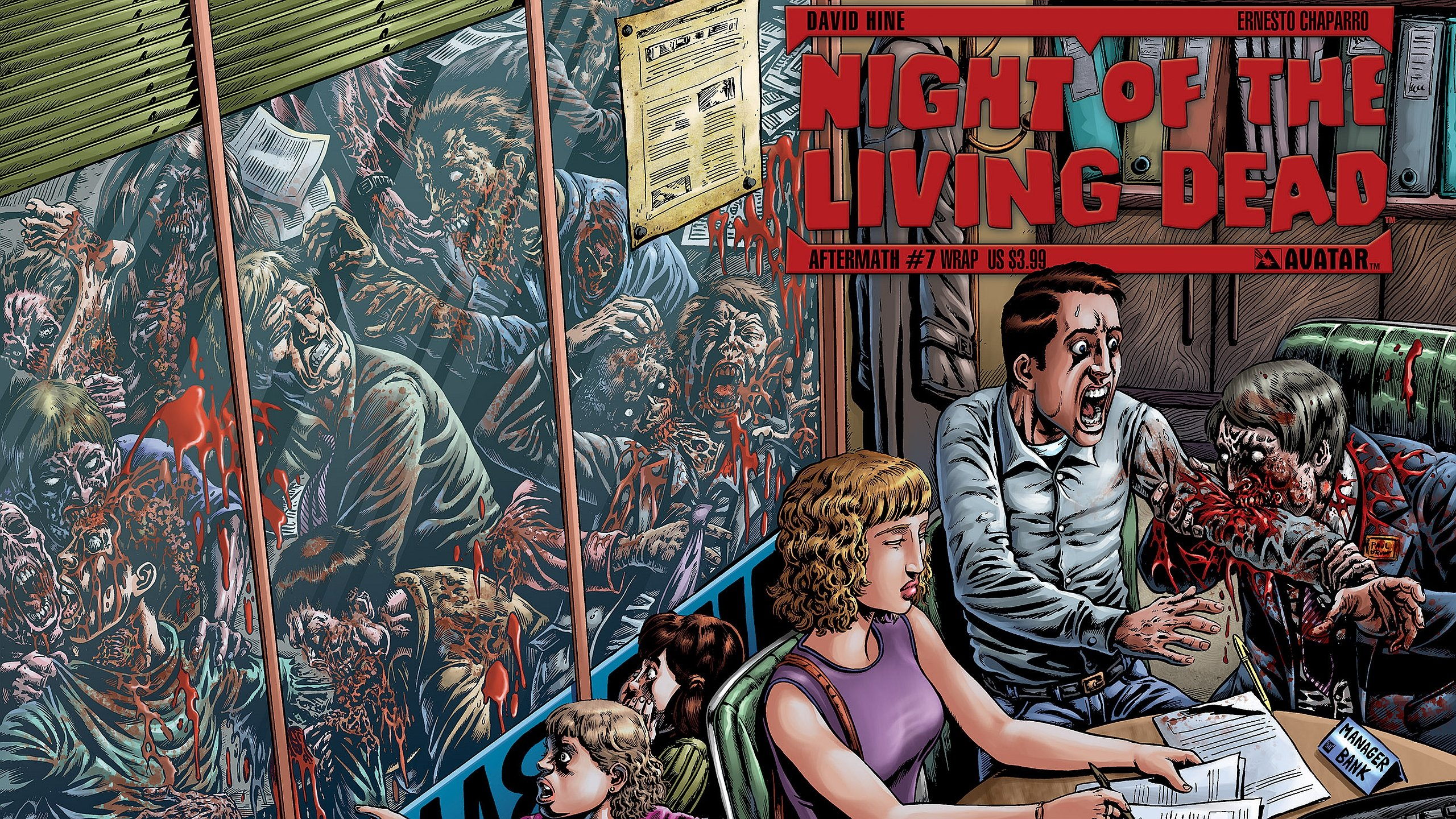 Free Download Night Of The Living Dead Wallpaper Id 387454 Hd