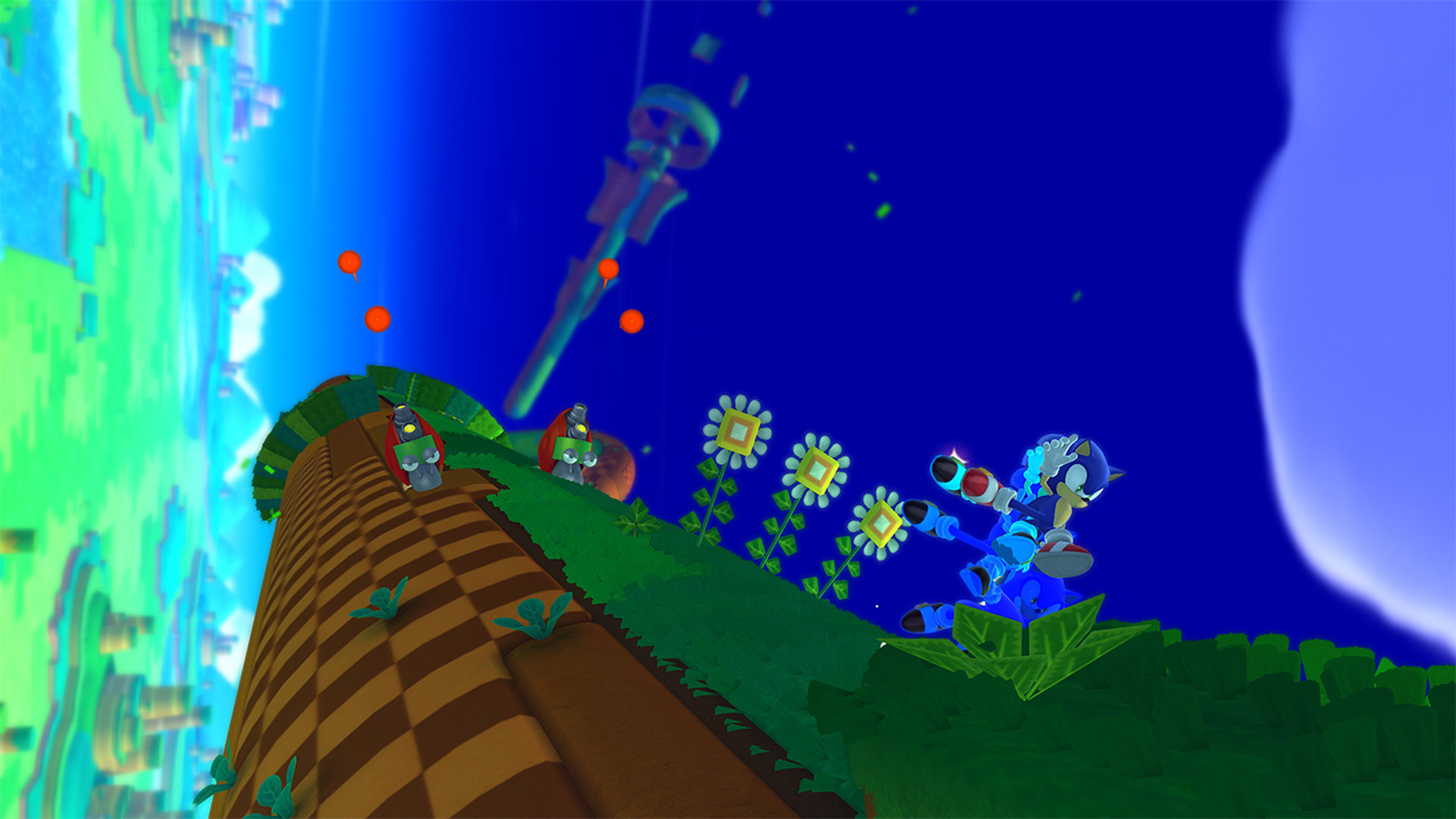 Best Sonic Lost World background ID:26322 for High Resolution full hd 1080p desktop