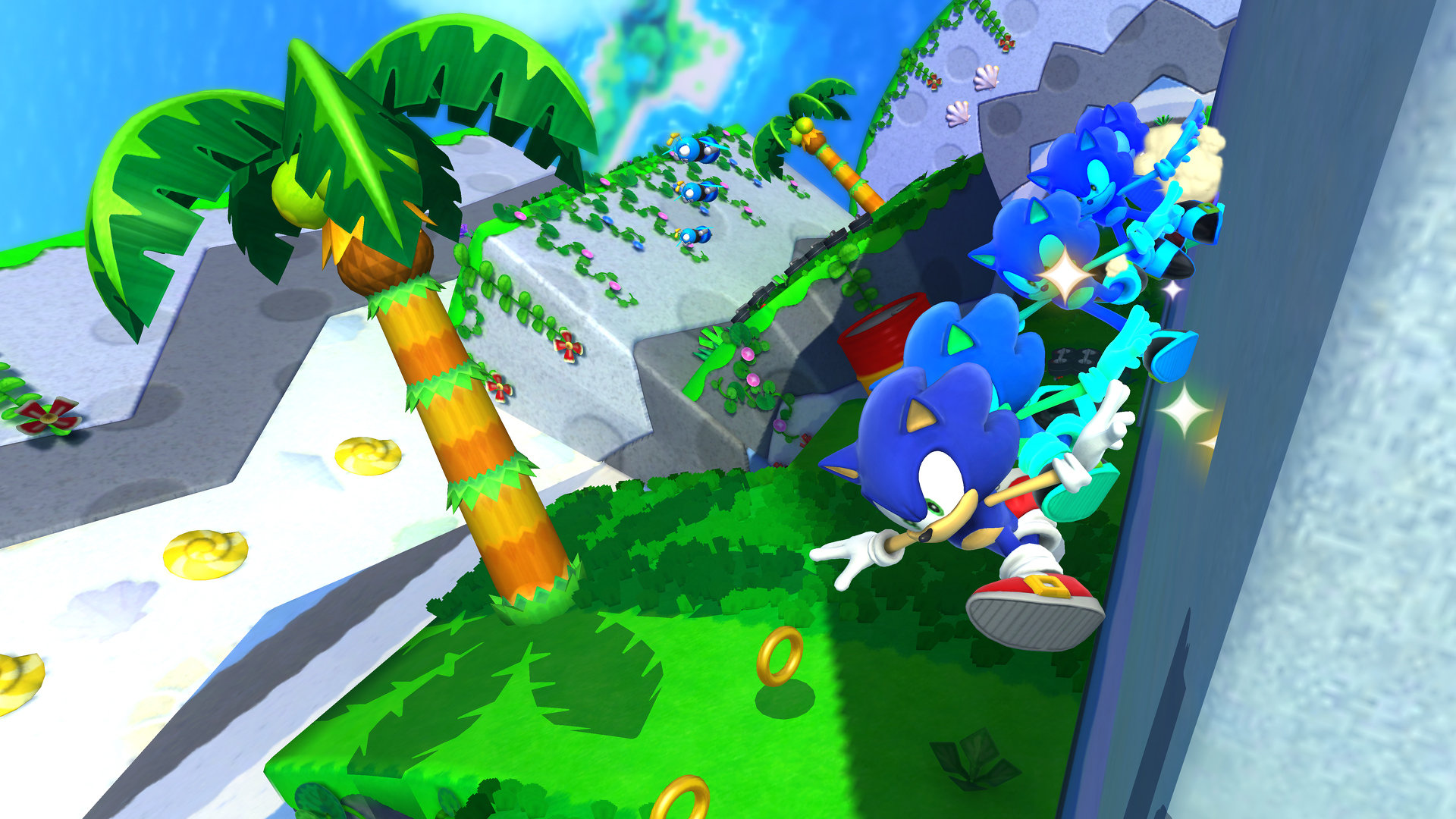 High resolution Sonic Lost World full hd background ID:26316 for PC