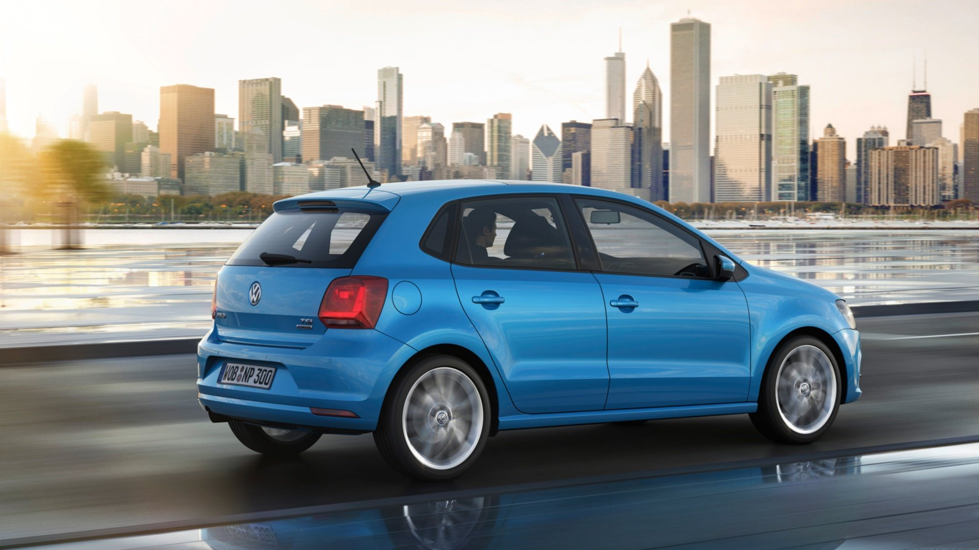 Free Volkswagen Polo high quality background ID:357690 for full hd 1080p desktop
