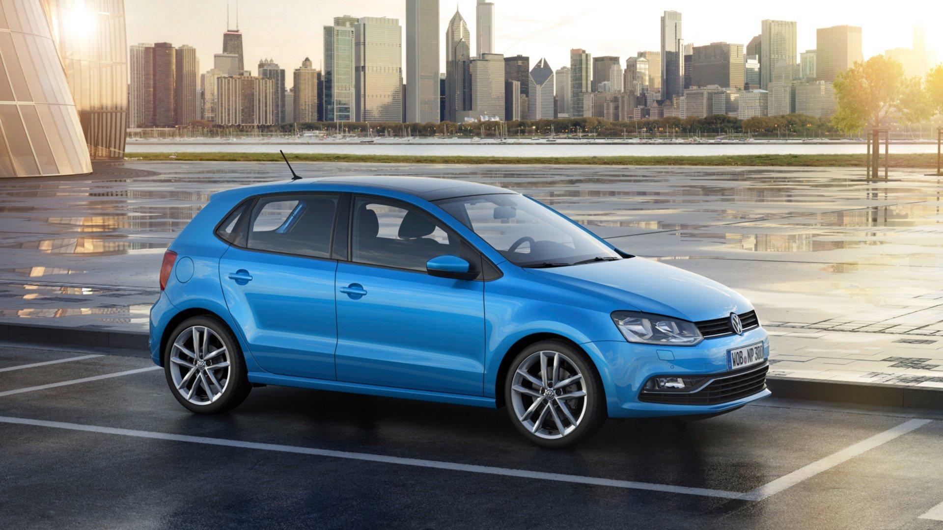 Volkswagen Polo Wallpapers Hd For Desktop Backgrounds