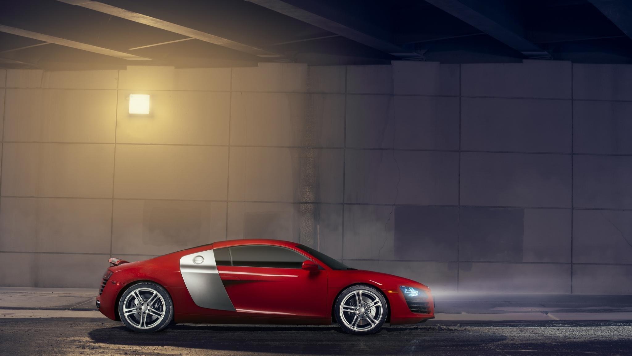 Free Download Audi R8 Wallpaper Id 452682 Hd 2048x1152 For Desktop