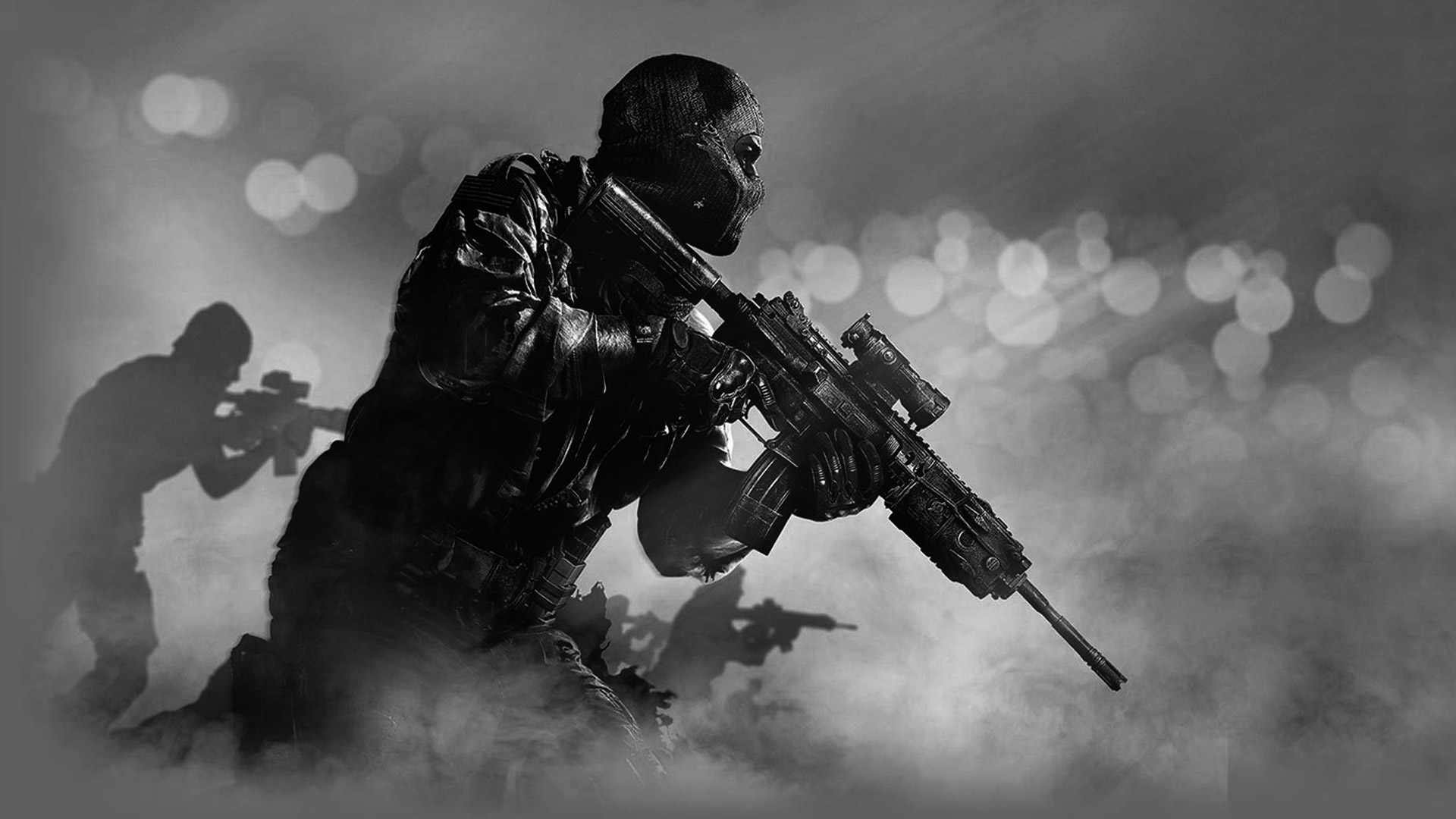 Download 1080p Call Of Duty Ghosts Computer Background Id215884