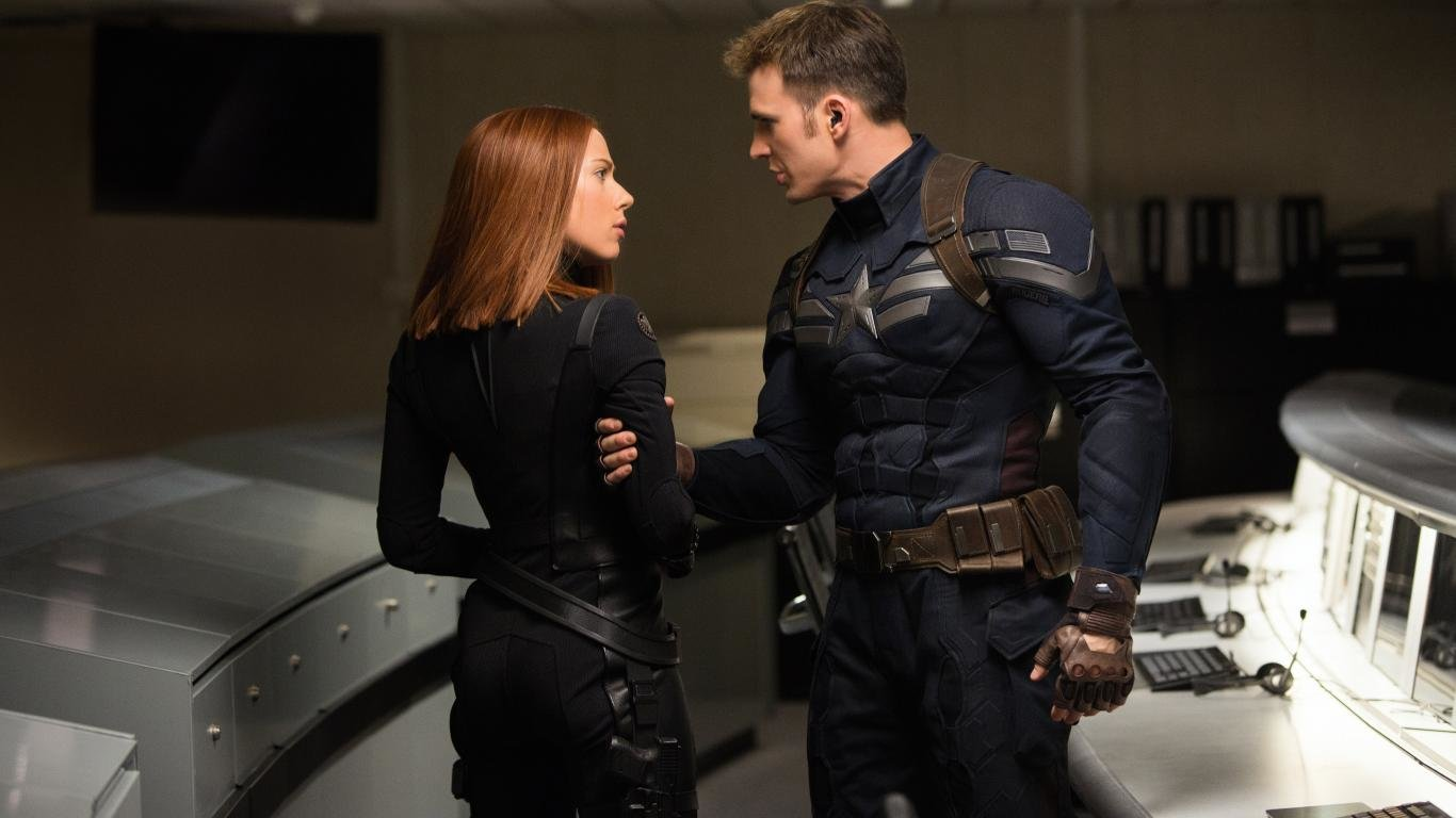 Captain America: The Winter Soldier wallpapers 1366x768