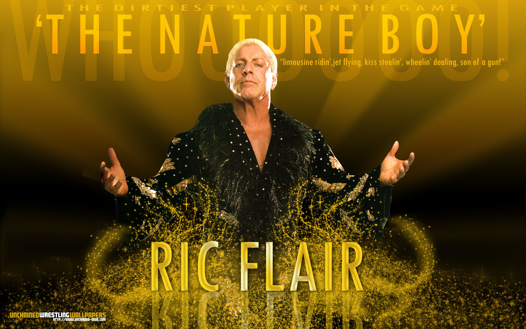 Free download Ric Flair wallpaper ID:125318 hd 1680x1050 for PC