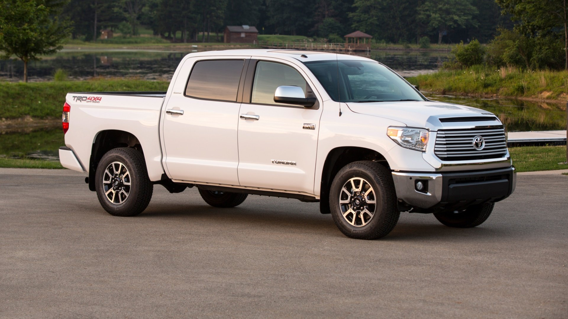 Best Toyota Tundra wallpaper ID:246607 for High Resolution full hd 1080p computer