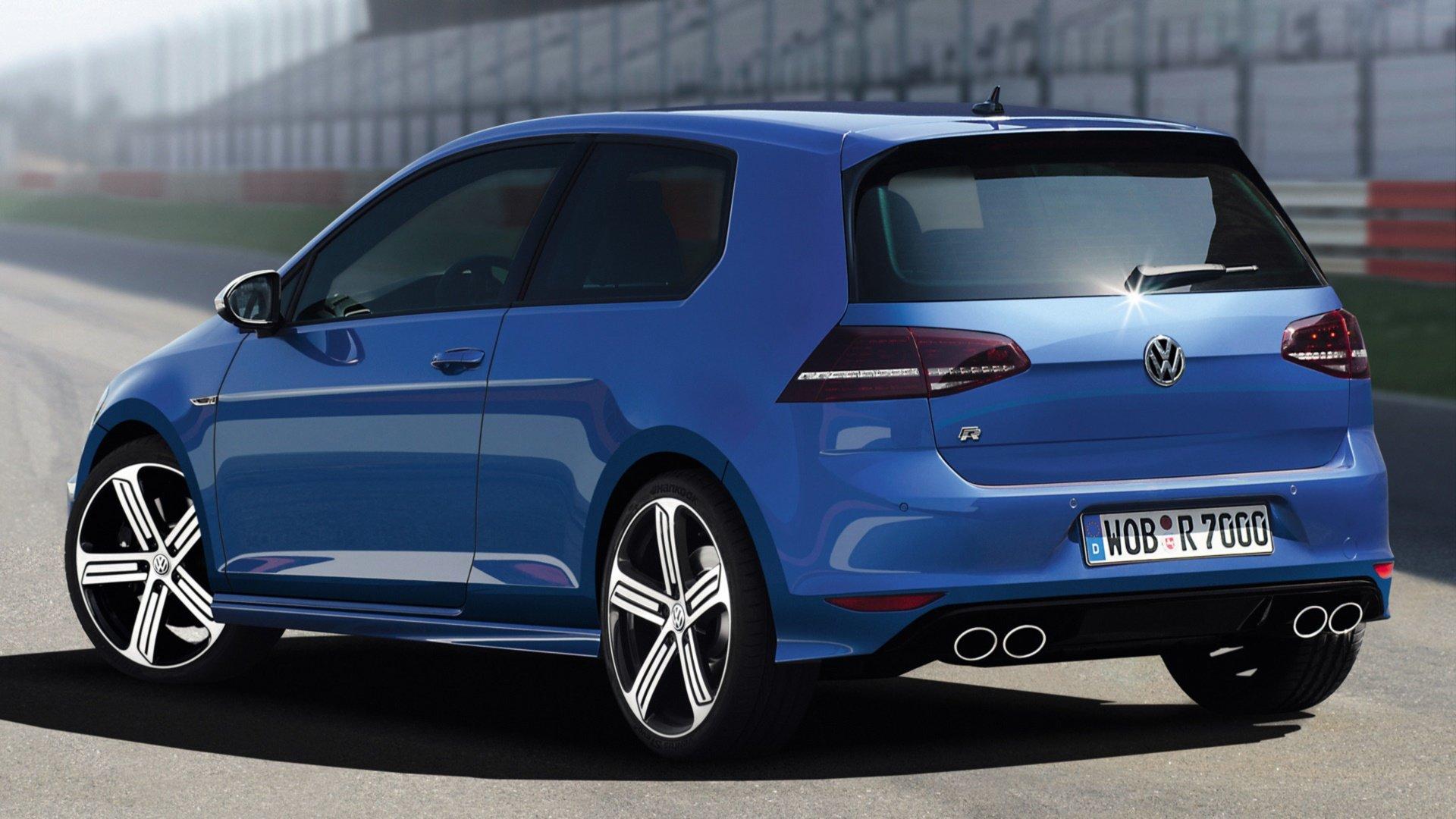 Volkswagen Golf R Wallpapers Hd For Desktop Backgrounds