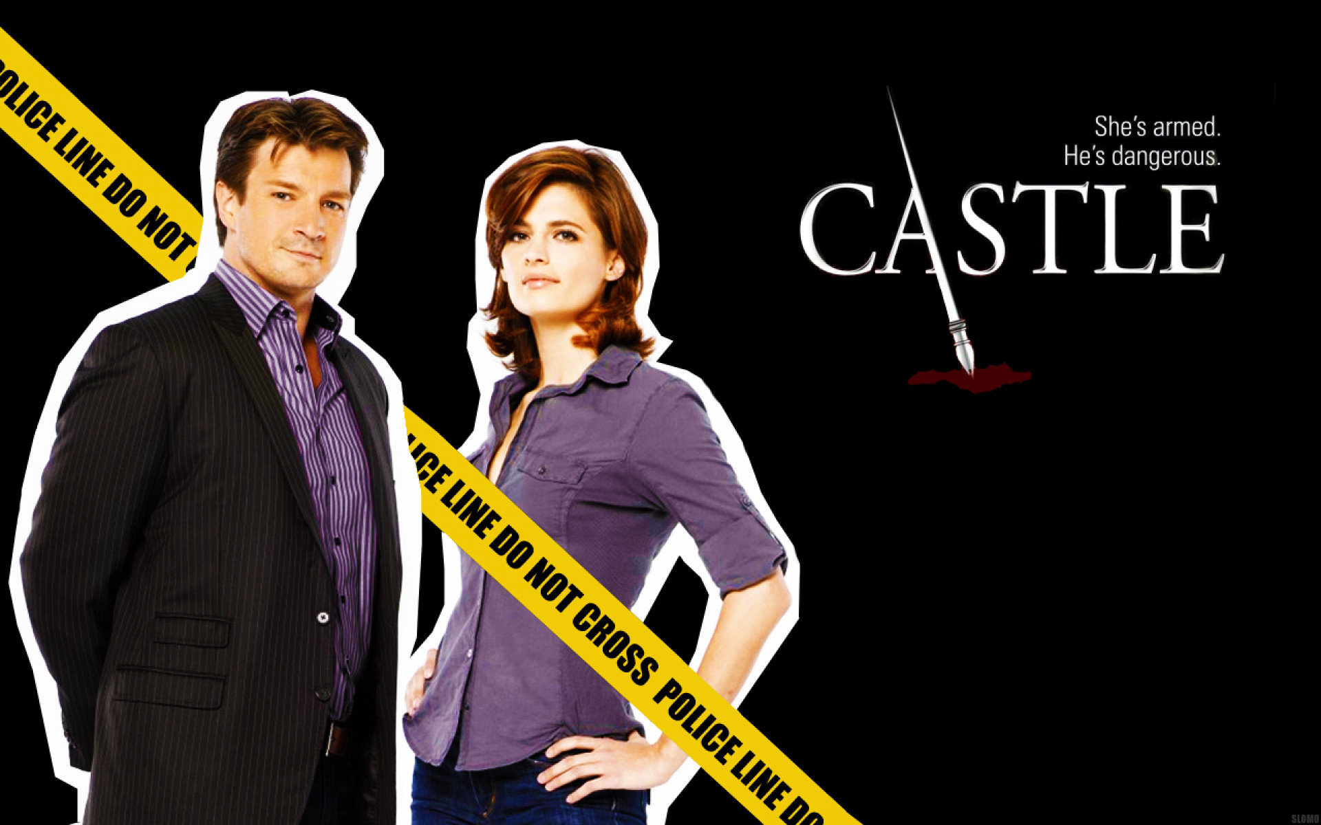 Awesome Castle TV Show free wallpaper ID:101027 for hd 1920x1200 PC