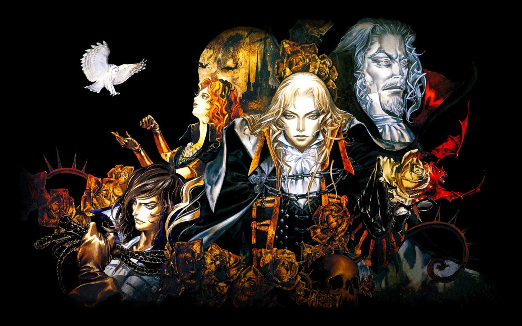 Free Castlevania high quality wallpaper ID:391382 for hd 1680x1050 PC