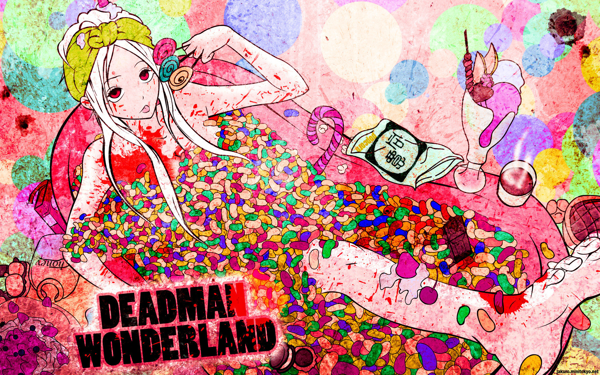 Awesome Deadman Wonderland free background ID:192098 for hd 1920x1200 PC